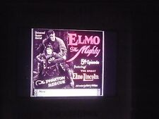slide Theatrical Poster Gaslight Movie Film Elmo The Mighty Universal 1919 unive