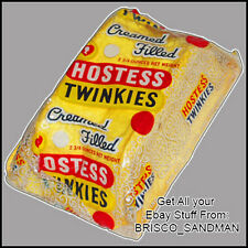 Fridge Fun Refrigerator Magnet HOSTESS TWINKIES Package -Version A- Retro Food