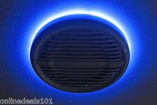"10"" LED Speaker Ring for Clarion Audio Marine Sub Drilled"
