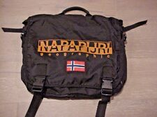 Napapijri Authentic Geographic Messenger Shoulder Bag Backpack Briefcase, Nylon