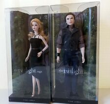The Twilight Saga ROSALIE EMMETT Cullen Barbie Ken Doll Breaking Dawn Vampire