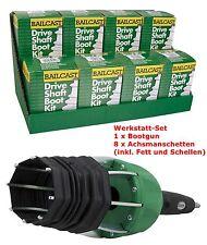 Bootgun BG-110 Manschettenspreizer Pro Werkstatt SET 8x Achsmanschetten BG-DBC-8