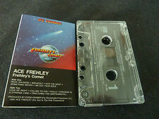 ACE FREHLEY FREHLEY'S COMET ULTRA RARE CASSETTE TAPE! KISS