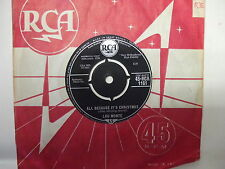 RCA 1161 Lou Monte - All Because It's Christmas / Santa Nicola - 1959