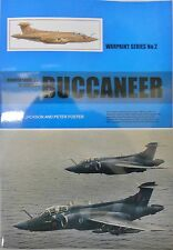 Warpaint Series No.2 - Hawker Siddeley/Blackburn Buccaneer   24 Pages Book