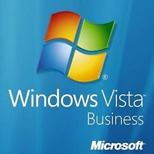 Windows Vista Business 64 bit Edition w/ SP2 Full Install DVD with Product Key