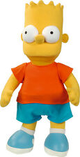 SIMPSONS  - PELUCHE BART - H 40 CM cod 1000030 originale