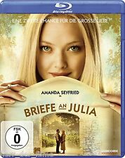 BRIEFE AN JULIA (Amanda Seyfried) Blu-ray Disc NEU+OVP