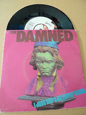"THE DAMNED I Just Can't Be Happy Today / Ballroom Blitz 7"" CHIS120"