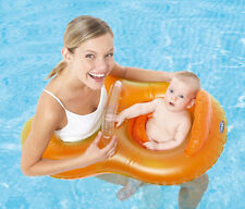 Brand new in gift box Jane mother & baby floater orange suitable from 3 months