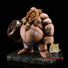 1:8 LOL League of Legends PU Rabble Rouser Gragas  figure Free shipping