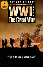 WWI: The Great War (DVD, 2013, 2-Disc Set, 100th Anniversary)