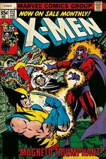 X-MEN VS MAGNETO - COMIC POSTER - 24x36 CLASSIC 51148