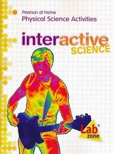 Interactive Science Activities Workbook Physical Science Grade 6 7 8 Homeschool