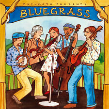 Putumayo Bluegrass American World Music Fiddle Guitar Vocal Songs Tunes New