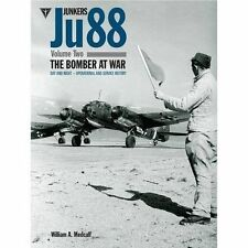 Junkers Ju88: Volume 2, Metcalf, William A, Acceptable condition, Book