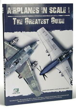 "Euro Modelismo Book ""Airplanes in Scale"" Great Guide for WWII Aircraft Modelling"
