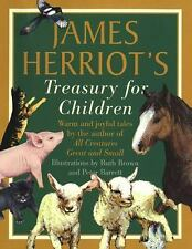 James Herriot's Treasury for Children: Warm and Joyful Tales by the Author of A
