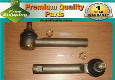 2 OUTER TIE ROD END FOR SUBARU LEGACY 93-13 OUTBACK 00-13 BAJA 03-10