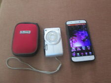 Samsung ES70 Digital Camera and CM Flare 4 w/ Linux Modified Battery 5000mah