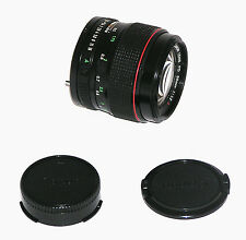 Canon FD 50mm 1:1.2 red L Kamera-Objektiv camera-objective/lens - Top condition