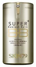 [Ship from USA] SKIN79 Gold Super Plus Beblesh Balm BB Cream 40g