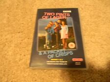 TWO PINTS OF LAGER & A PACKET OF CRISPS, SERIES 1 & 2, BBC, DVD, 2-DISC SET