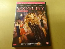 2-DISC SPECIAL EDITION DVD / SEX AND THE CITY - THE MOVIE