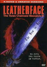 Leatherface: The Texas Chainsaw Massacre III (2005, DVD NEUF)