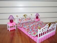 99001 My Fancy Life Bedroom , Gloria, Barbie doll furniture