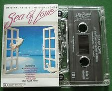 Sea of Love Eagles Honeydrippers John Farnham Elton + Cassette Tape - TESTED