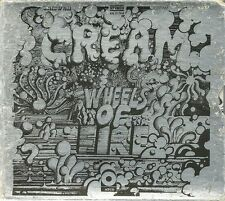 Cream WHEELS OF FIRE ORO DOPPIO CD DCC Giappone pressione