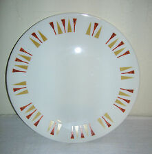 "Old Vintage Harmony House Fine China Sunburst 3637 ~ Salad Plate 7-5/8"" ~ Japan"