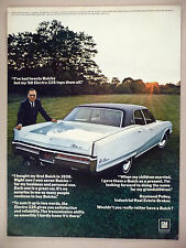 Buick Electra 225 PRINT AD - 1967 ~~ Raymond Polley