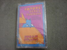 SEALED RARE OOP Coyote Gets A Cadillac CASSETTE TAPE Susan Strauss book on tape