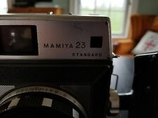 Mamiya 23 Standard Press 6x7 Roll Film Camera 90mm F3.5 Lens