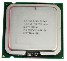 Intel Core 2 Duo  2.2 Ghz Processor E4500 (2M Cache, 2.2 GHz,800 MHz FSB)