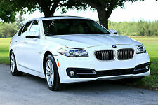 2015 BMW 5-Series Base Sedan 4-Door