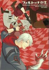 Devil May Cry Doujinshi '' Fortuna Monsho 2 '' Dante Nero