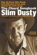 Slim Dusty The Chord Songbook Learn to Play Country Guitar Music Book