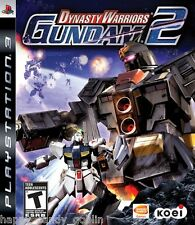 ☛Dynasty Warriors:Gundam 2[PS3,2 Player,Tactical,Combat,Mobile Suit,Mecha,Anime]