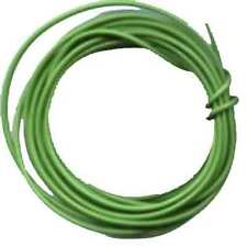 10 Ft. Green 24 Gauge Scale Solid Wire for G Gauge Scale Trains