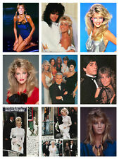 Heather Locklear HUGE collection over 1000 photos clippings magazine articles V1