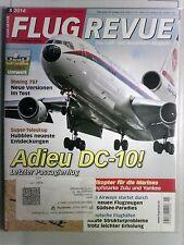 FLUG REVUE Heft 05 aus 2014       in Schutzhülle