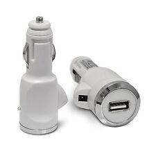 Adaptateur allume-cigare auto USB pour HTC : Desire 620, Desire 820, Desire EYE,