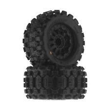 """Pro-Line Badlands MX28 2.8"""" Tires Mounted F-11 Wheels Jato Stampede Rustler PRO"""