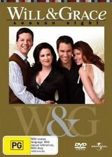 Will and Grace: Season 8 DVD