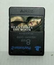 MEMORY CARD PS2 8MB USATA OTTIMO STATO NERA RICAMBIO ORIGINALE SONY MC5 48361