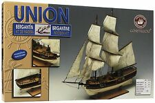 Constructo 80616 1/100 Wooden Union Boat Ship Kit