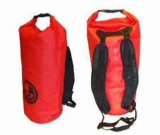 waterproof dry bag. Padded straps. 45 L carry lots of kit. KEEP YOUR CAR DRY too